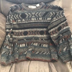 Michael Gerald men's sweater